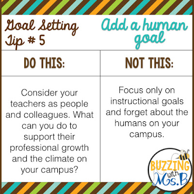 When you're figuring out how to support teachers as an instructional coach, it can be hard to figure out where to start. Use these five goal-setting tips to choose goals that are practical, helpful to teachers, and will help you make an impact on your school. Don't get stuck spinning your wheels because you're not sure where to start!