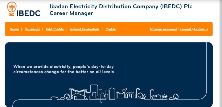 Recruitment: Ibadan Electricity Distribution Company (IBEDC) Recruitment Portal Is Now Open