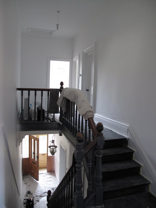 47 Park Avenue Hallway Staircase Landing Updated