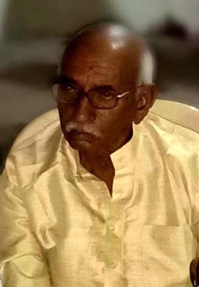 भूसा व्यवसायी रामचरणलाल शिवहरे का निधन | Shivpuri News