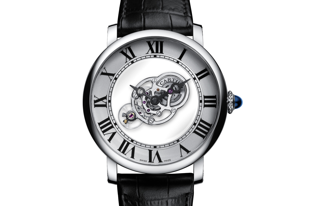 SIHH 2015: New Watches by Cartier