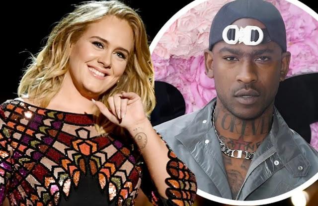 Adele is dating British-Nigerian rapper, Skepta, after divorcing Simon Koneck