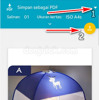 ubah gambar menjadi file pdf