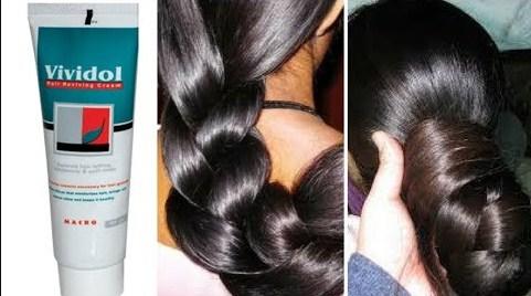 Vividol hair cream فيفدول كريم لحيوية الشعر