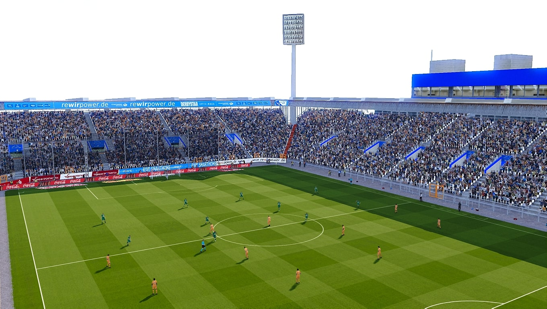PES 2021 Ruhrstadion