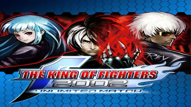 The King of Fighters 2002 UM Arcade Dump