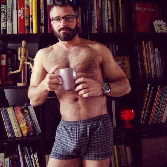 Gay Man In High Desert 51
