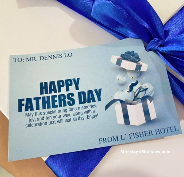 Father's Day Takeway, party safely, Father's Day gifts, Father's Day treat, Father's Day cake, Father's Day chocolate cake, red wine, hubby, happy hubby, the way to a man's heart is through his stomach, food for hubby, Bacolod Hotel, Bacolod eats, L'Fisher Hotel Bacolod, buffet, party platters, Father's Day gift card