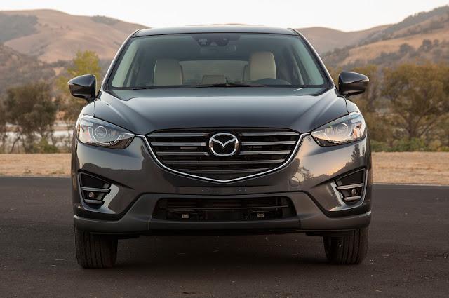 2017 Mazda CX5