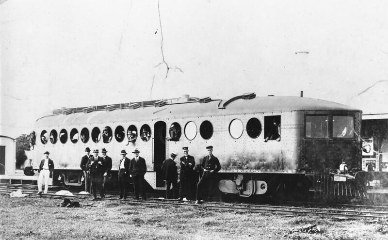 McKeen Railmotor