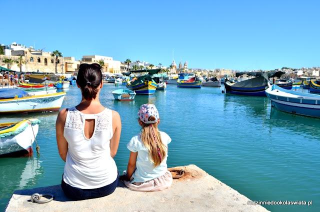 Malta z dzieckiem- informacje praktyczne