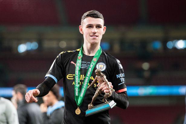 Giúp Man City giành cúp, Foden mơ dự Euro 2020