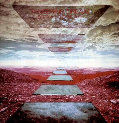 Tangerine Dream - Stratosfear