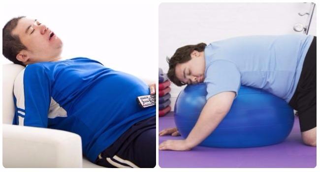 como bajar de peso sin hacer ejercicio y dejar de comer