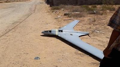 الجيش الوطني الليبي يعلن اسقاط طائرة مسيرة تركية جنوب شرقي طرابلس