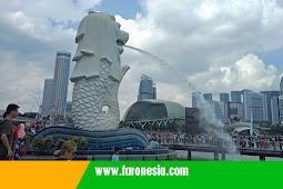 Tips dan biaya murah travelling ke singapore