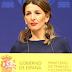Un mensaje dirigido a la ministra Yolanda Díaz se convierte en viral en Twitter