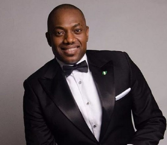 Fela Durotoye Uncovers His Ambition To Run 2019 Presidential Election