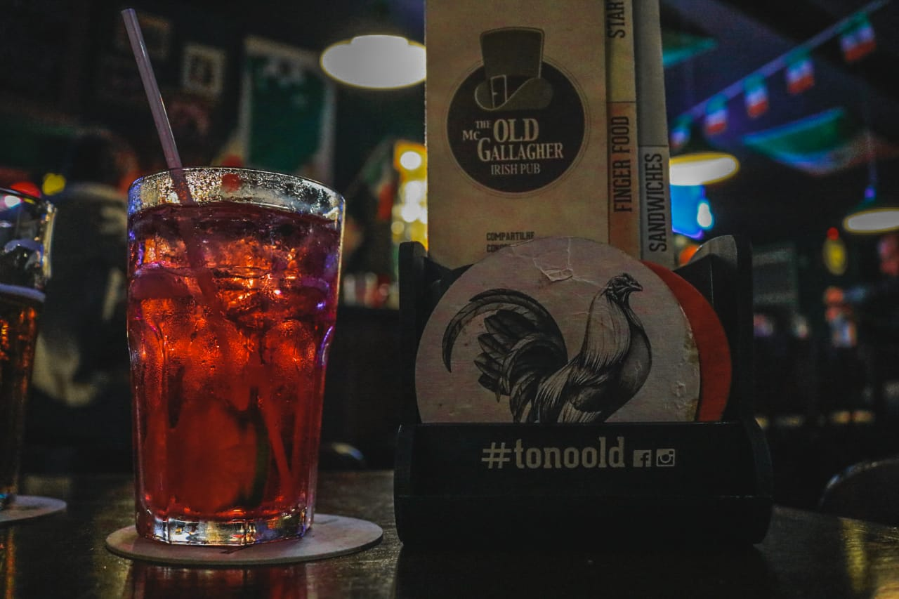 The Old McGallagher | Legítimo pub irlandês de Joinville