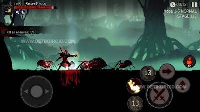 Shadow of Death Dark Knight APK