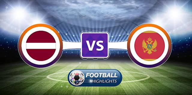 Latvia vs Montenegro – Highlights