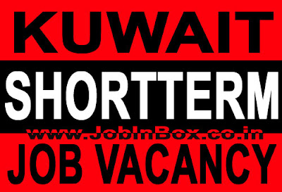 Kuwait shortterm jobs
