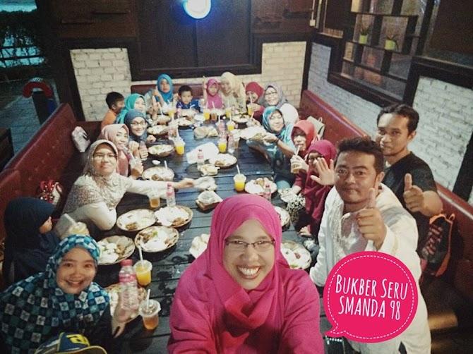 Keseruan Bukber Bersama Alumni SMANDA 98 dan Ajang Pencarian Jodoh