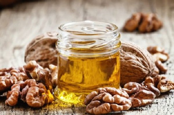 What are the benefits of aesthetic walnut oil?