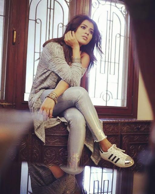 Actress Hebah Patel Latest Stills