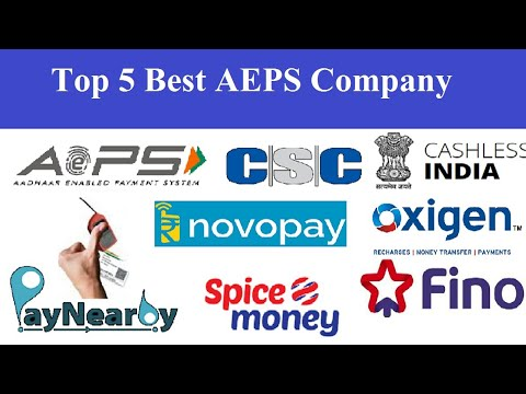 Top 5 AEPS Company in India | High Commission AEPS in India