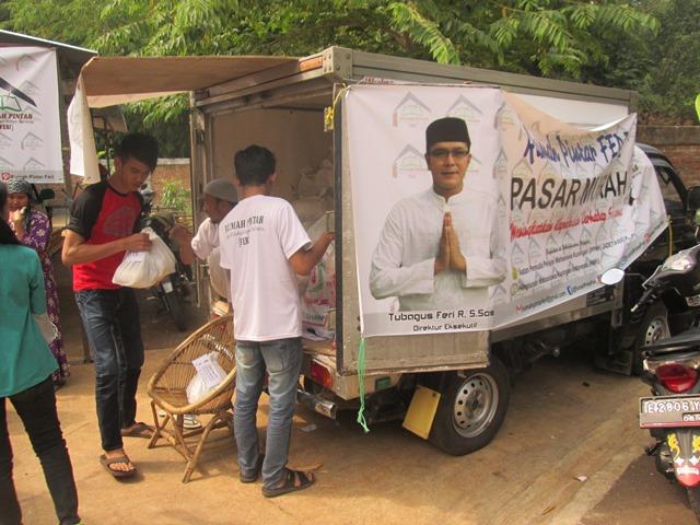 16 Kecamatan Jadi Sasaran Pasar Murah Rumah Pintar FERI