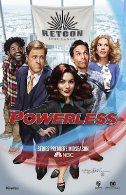Powerless Afiche oficial