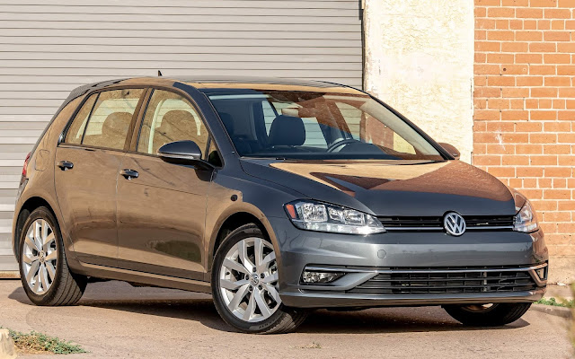 VW Golf é líder de vendas em T-Cross no top 10 da Croácia