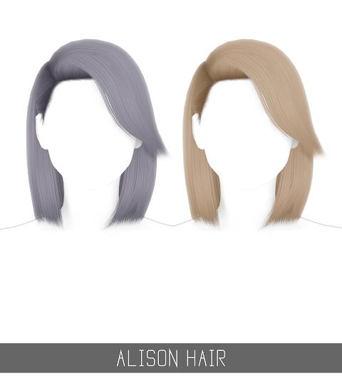 ALISON HAIR (PATREON)