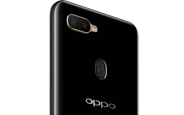 Fingerprint OPPO A5s