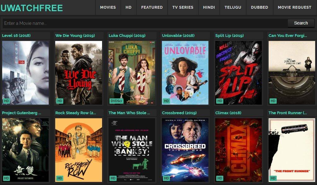 UWatchFree | UWatchFree Watch Free Movies Online