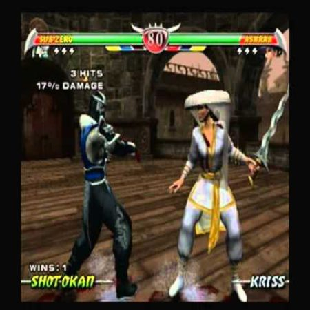 Mortal Kombat Deception Free Download For PC