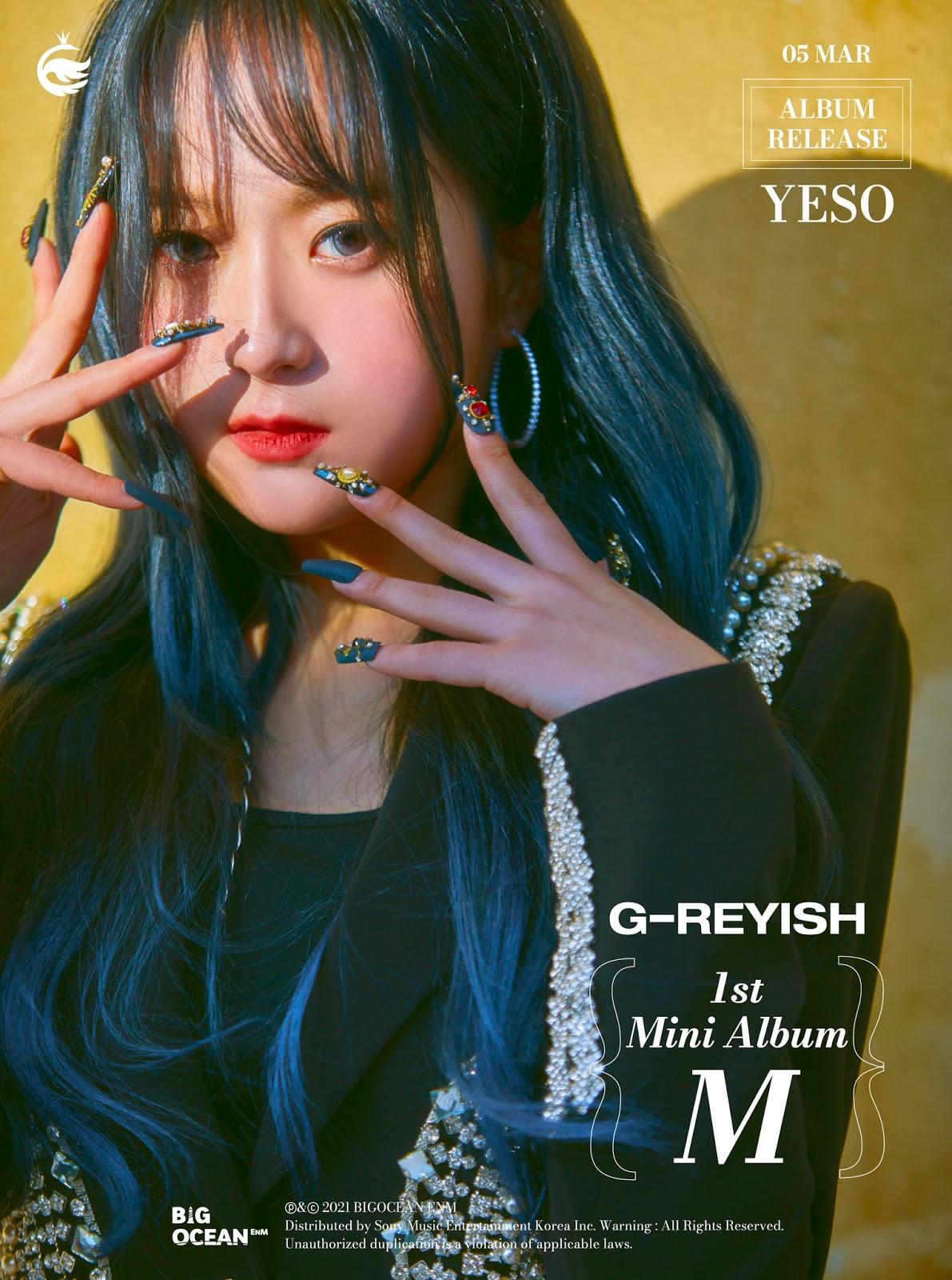 g-reyish m comeback yeso