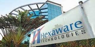 Hexaware Limited Freshers Mega Walkin Drive On 20th to 31st Mar 2017