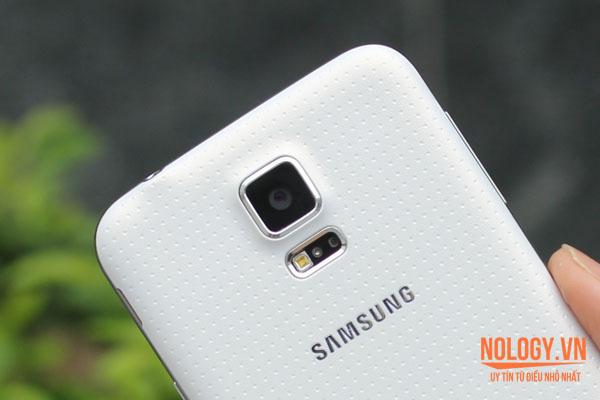 Camera của Samsung S5 cũ