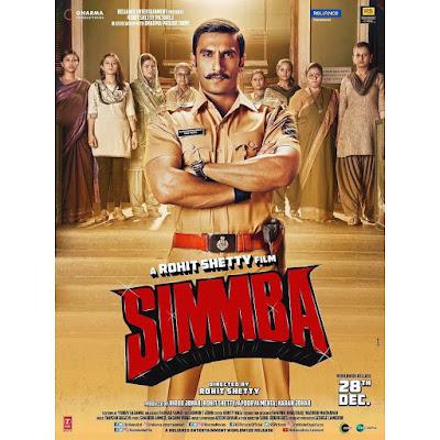 Simba Review : जबरदस्त एक्शन और कॉमेडी का तड़का है सिंबा, जानिए कैसी होगी फिल्म