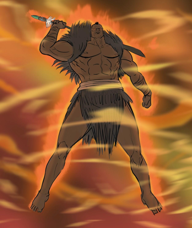 Maori Mythology: A New Zealand Comics Blog: Ngā Atua