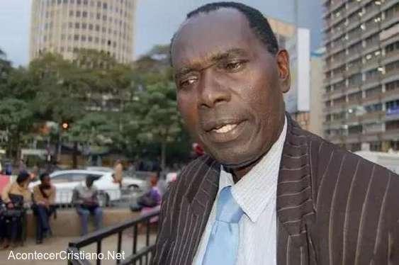 abogado keniano Dola Indidis pide anular juicio a Jesucristo