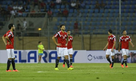 Egypt lost 23 positions in the FIFA monthly rankings for September