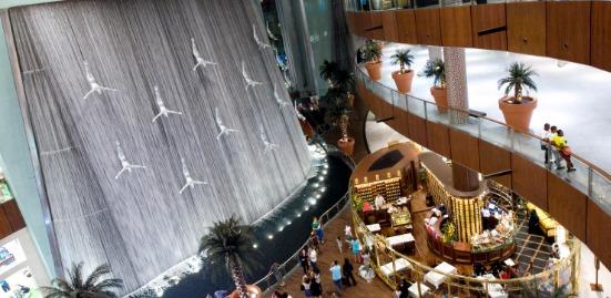 مول دبي Dubai Malls