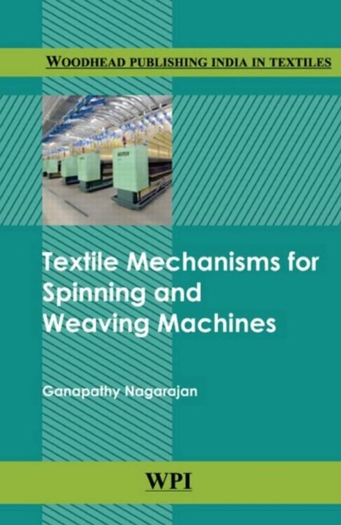 Textile Mechanisms in Spinning and Weaving Machines