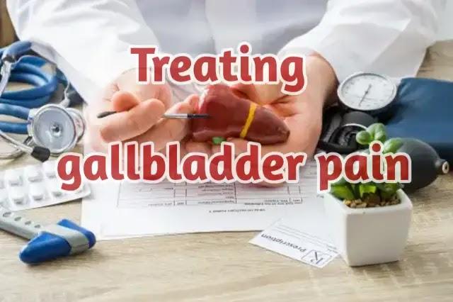 Treating gallbladder health