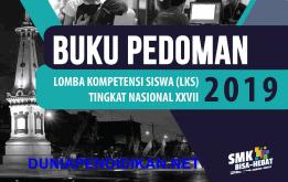 Pedoman LKS SMK Tahun 2019