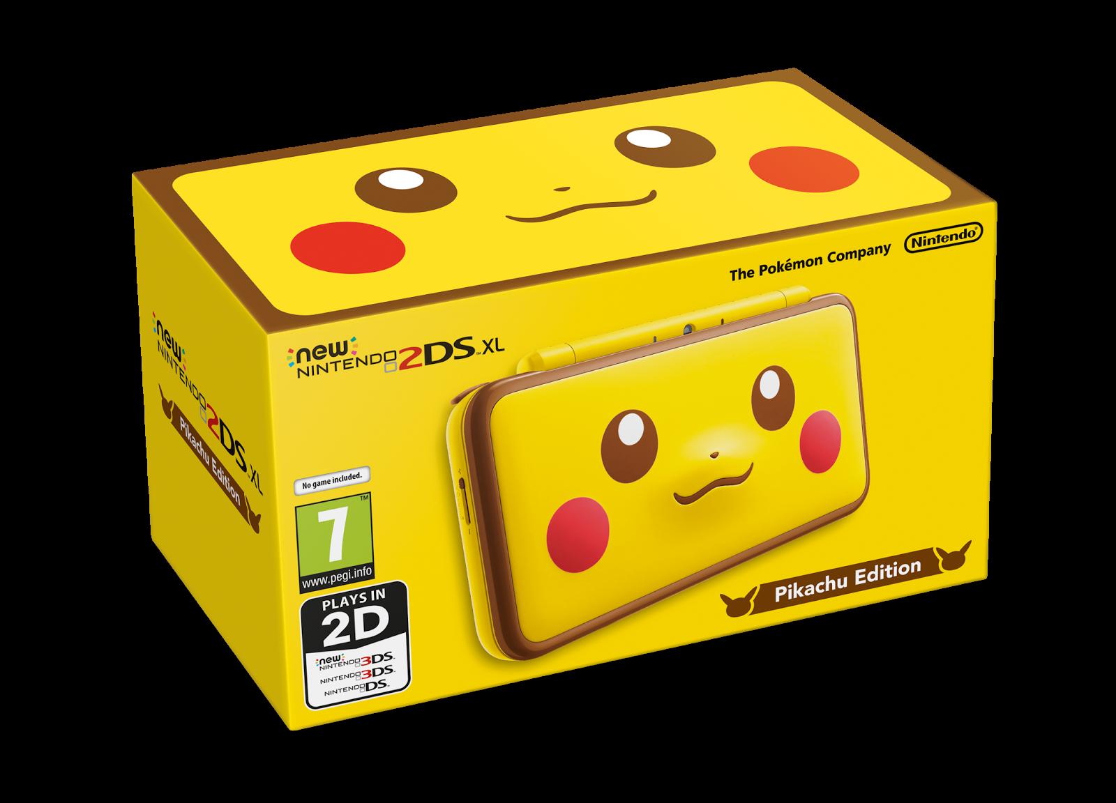 Pokémon Cristal llegará el 26 de enero a 3DS con consola tematizada