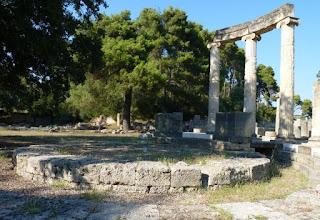 Filipion de Olimpia.